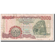 Billet, Ghana, 2000 Cedis, 2003, 2003-08-04, KM:33h, B - Ghana