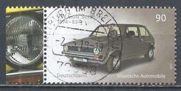Germany 2017. Scott #2963 (U) Automobile, 1974-83 Volkswagen Golf Series 1 * - [7] République Fédérale