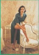 Mode - Kookaï Printemps/Eté 1992 - Jeune Fille Sexy (Pin-Up) - Mode