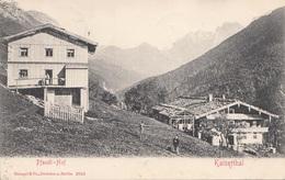 KAISERTHAL (Tirol) - Pfandl-Hof, Gel.1904, Gute Erhaltung - Österreich