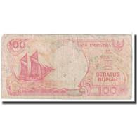 Billet, Indonésie, 100 Rupiah, 1992, KM:127a, B - Indonésie