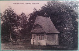 Vibraye - Chapelle Sainte-Anne - Vibraye