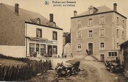 BOUILLON.DOHAN. HOTEL DUFRENE. BELLE ANIMATION - Bouillon