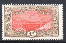 Col10    Cote Des Somalis N°  97    Neuf X MH Cote : 2,75 Euro Cote 2015 - Französich-Somaliküste (1894-1967)
