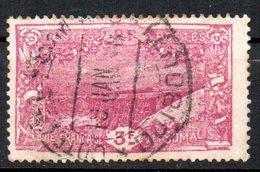 Col10    Cote Des Somalis N°  136   Oblitéré  Cote : 9,00 Euro Cote 2015 - Oblitérés