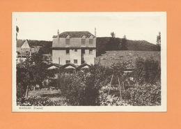 CPA -  Massiac  -  (Cantal)  - L'Hôtel De La Poste Et Ses Bosquets - Autres Communes