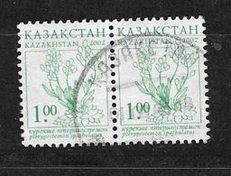 KAZAKHSTAN 2002 Endangered Flora  Used - Kazakhstan