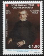 SMOM 2013 Sass.1148 MNH/** VF - Malte (Ordre De)