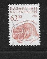 KAZAKHSTAN   2003 Fauna  Used - Kazakhstan