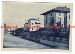 AZZANO DECIMO - VIA TRENTO  F/GRANDE VIAGGIATA 1942 ANIMATA - Pordenone