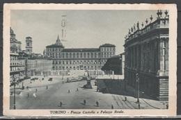 Torino - Piazza Castello E Palazzo Reale - Palazzo Reale