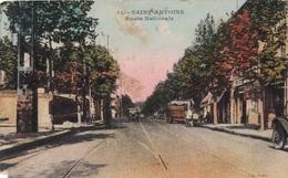 BOUCHES DU RHONE - SAINT ANTOINE - ROUTE NATIONALE - QUELQUES TACHES. - Quartiers Nord, Le Merlan, Saint Antoine