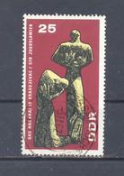 1967 DDR Mi-1311  20. September Internationale Mahn Und Gedenkstätten - [6] République Démocratique
