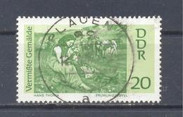 1967 DDR Mi-1288   7. Juni Vermisste Gemälde - [6] République Démocratique