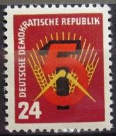 ALLEMAGNE Rép.démocratique               N° 45                    NEUF* - [6] République Démocratique