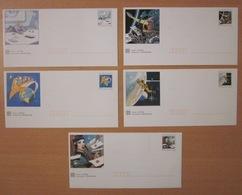 Lot PAP Neufs Communications - Biglietto Postale