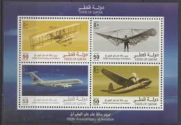 QATAR - Centenaire De L'aviation - Qatar