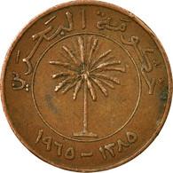 Monnaie, Bahrain, 10 Fils, 1965, TTB, Bronze, KM:3 - Bahrein