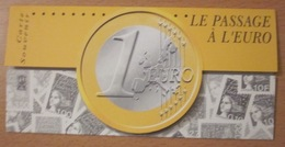 Souvenir Passage à L'Euro - Documents De La Poste