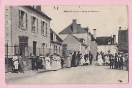 18 MORLAC Route Du Chatelet Mariage - Frankreich