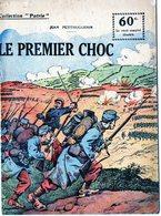 """Collection """"Patrie"""". Rouff. Guerre 1914-1918. N° 50. Le Premier Choc Jean Petithuguenin. 1918 (petite Dechirure) - Guerre 1914-18"""
