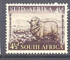 Afrique Su Sud: Yvert N° 196*; Bélier - Afrique Du Sud (1961-...)