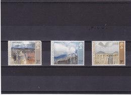 GB 1971 PEINTURES  Yvert 621-623 NEUF** MNH - Neufs