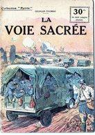"""Collection """"Patrie"""". Rouff. Guerre 1914-1918. N° 53. La Voie Sacrée Georges Thomas. 1918 - Guerre 1914-18"""