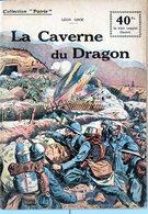 """Collection """"Patrie"""". Rouff. Guerre 1914-1918. N° 51. La Caverne Du Dragon. Leon Groc. 1918 - Guerre 1914-18"""