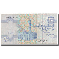 Billet, Égypte, 25 Piastres, 2004, 2004-08-03, KM:57e, TTB - Egypt