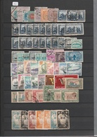 World      .   Lot Of Stamps - Usati
