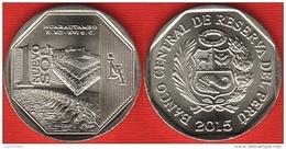 "Peru 1 Nuevo Sol 2015 ""Huarautambo"" UNC - Pérou"