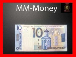 BELARUS 10 Rubley 2009 P. 38 UNC - Belarus