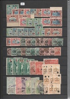 Wereld     .   Lot Of Stamps - België
