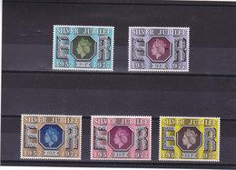 GB 1977 SILVER JUBILEE Yvert 829-832 NEUF** MNH - Neufs
