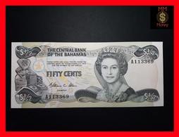 Bahamas 1/2 0.50 $ 50 Cents 1984 P. 42 UNC - Bahamas