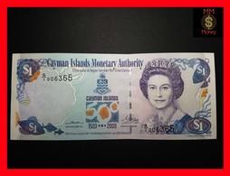 Cayman 1 $ 2003 P. 30 UNC - Iles Cayman