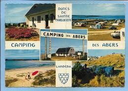 Landéda (29) Camping Des Abers Dunes De Sainte-Marguerite 2 Scans - Other Municipalities