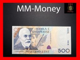 Albania 500 Leke 2007 P. 72  UNC - Albanie