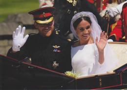 Il Principe Harry E Meghan - Case Reali