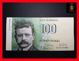 Finland 100 Markkaa 1986 P. 115 AU - Finlande