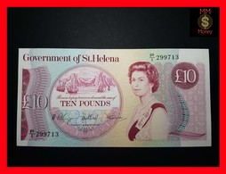 Saint Helena Island   10 £  1985  P. 8 B UNC - Saint Helena Island