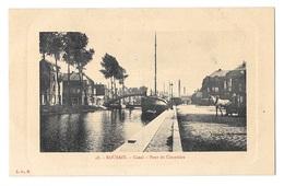 (22084-59) Roubaix - Canal - Pont Du Cimetière - Roubaix