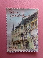 Timbre France YT 3626 - Capitales Européennes - Luxembourg - Palais Grand-ducal - 2003 - France
