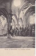 AK Hattonchâtel - Kirche In Hattonchâtel Von Granaten Zerstört - Feldpost Res. Inf. Rgt. 56 - 1915 (37446) - Saint Mihiel