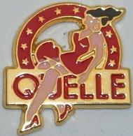 QUELLE - Pin-ups