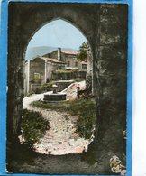 Saint Vincent De  Barrès+ Vieille Port Et Fontaine-beau Plan A Voyagé En 1969- édition Combier - Otros Municipios