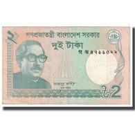 Billet, Bangladesh, 2 Taka, 2013, KM:52, TB - Bangladesh