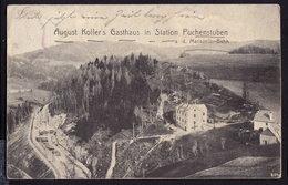 Puchenstuben An Der Mariazellerbahn - GASTHAUS - OLD POSTCARD 1911 (see Sales Conditions) - Other