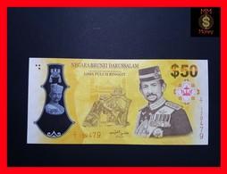 BRUNEI    50 Ringgit 5.10.2017 P. NEW  UNC *COMMEMORATIVE* - Brunei